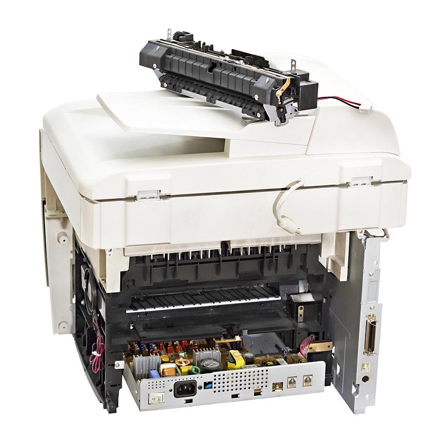 Druckertoner-Reparatur