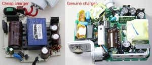 Ladegeräte Komponenten