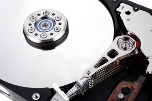 Das Innere einer HDD