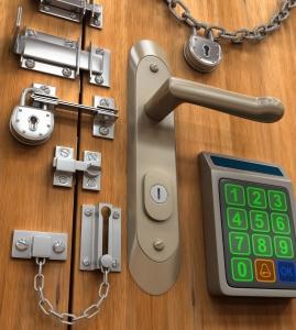 Firewalls, verschlossene Tür
